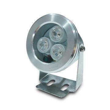 China Third Generation Matrix White Light Illuminator with IP65 Water-resistant and 300lm Luminous Flux