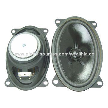 Hong Kong SAR 5W Ferrite Speaker in 97 x 153mm Diameter and 51mm Height