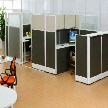 Muebles de oficinas de alta calidad puesto de trabajo de for Proveedores de muebles de oficina