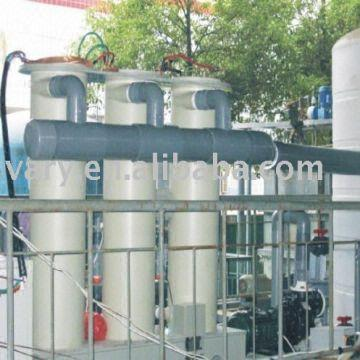 China Spent Nitric Acid Solution Reusing Equipment