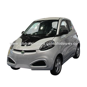 China ZD electric car with 9kW BLDC motor