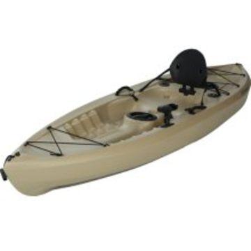 Lifetime tamarack 120 sit on top angler kayak 90237 for Tamarack fishing kayak