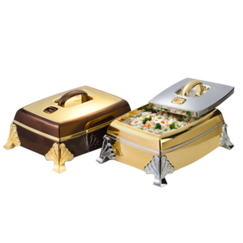 Taiwan 4/5/6L Luxury Food Warmer