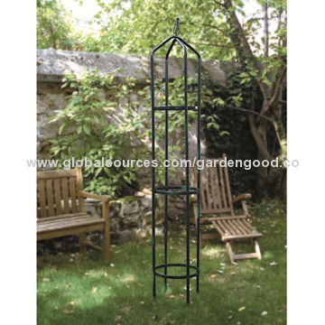 Charmant China Tutor Obelisk, Metal Garden Obelisk, Plant Support, Trellis For  Climbing Plant,