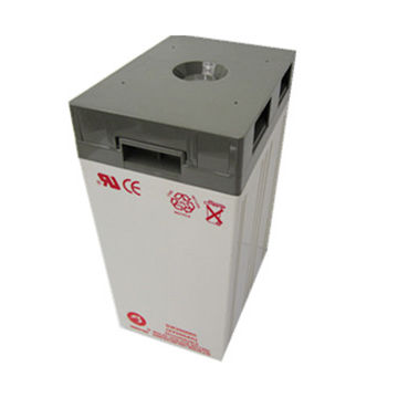 Gel Sealed Lead acid Battery with 2V Voltage and 500Ah Capacity