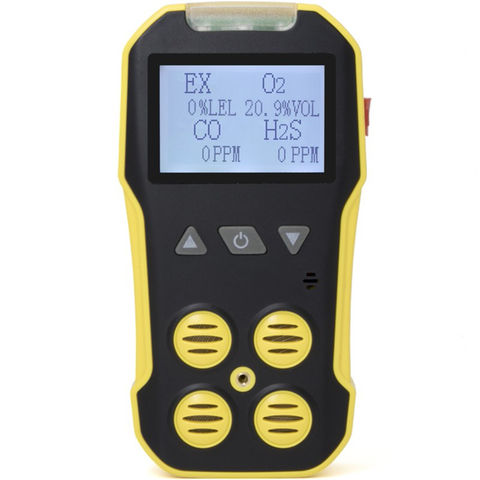 China Multi Gas Detector, CO/H2S/O2/CH4