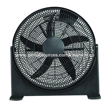 China 20'' box fan with GS/CE/RoHS/CB/SAA approvals