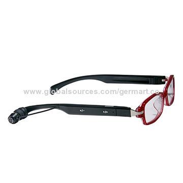 Titanium Metal Frame Bluetooth Glasses | Global Sources