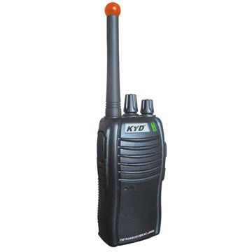 China 16-channel Priority Scan Walkie-talkie with 5W Output Power, Low-power Alarm, CO, TO and SE Scans