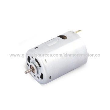 Water Pump Motor with 27.7*37.8mm Size, 14,800rpm No Load Speed and 24V DC