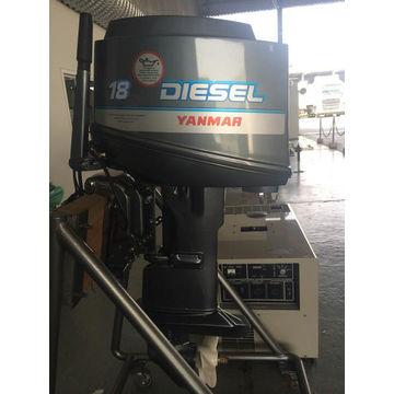 Yanmar D18 Diesel Engine 18hp Outboard Global Sources