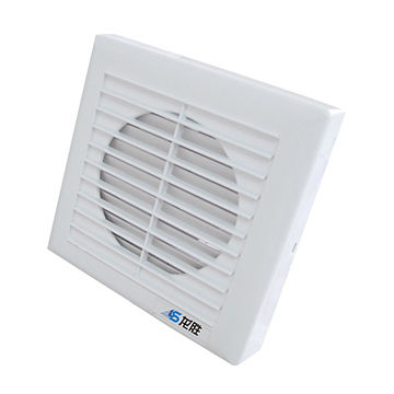 Mini Bathroom Exhaust Fan Wall Mounted Low Noise 4 5 6 Inches Available