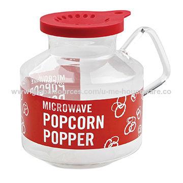 Microwave Popcorn Popper in 2.25 Quart