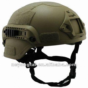 Ballistic Helmet Mich Level Iiia Advanced Combat Helmet ...