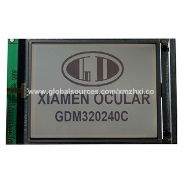 320 x 240 Dots Graphic LCD Display, Used in Medical Equipment