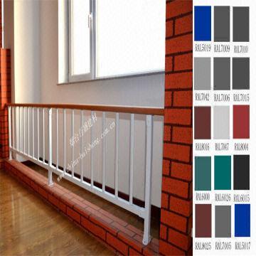 Bay window grill design decorative balcony fence grill - Box grill designs balcony ...