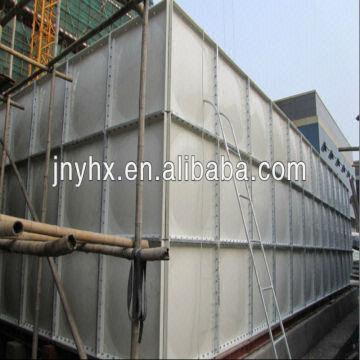 Fiberglass Fire Water Storage Tanks