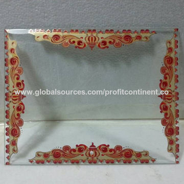 Plate Glass Photo Frames