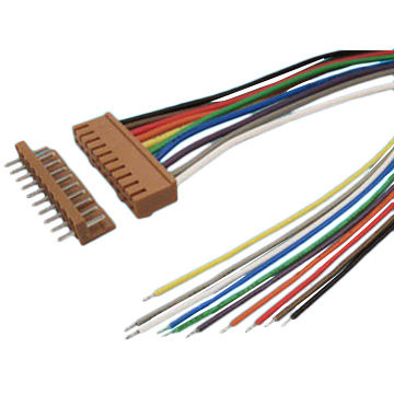 Taiwan 2.5mm Wire to Wire Harnesses