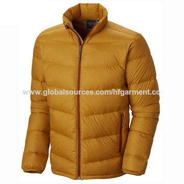 Nylon quilted winter men jackets, polyester, warmth, custom design/label/size/color/logo are welcome