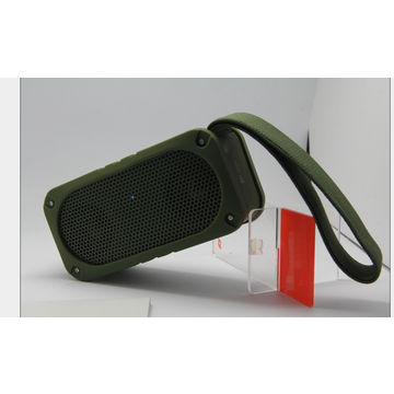 Newest outdoor Sport Stereo Bluetooth Speaker + MicroSD card + Hands free + AUX in+IPX4
