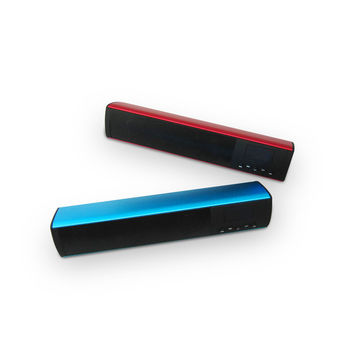 China Multifunctional Triangle Portable Bluetooth Slim Outdoor Speaker