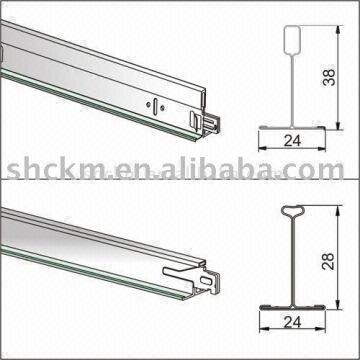 Ckm Ceiling Grid Tee 24 Wide Flat T Bar Ceiling