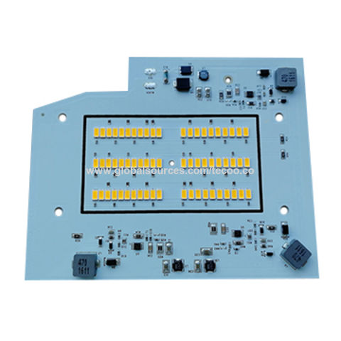 CEM3 LED board with good heat dissipation same as aluminum material