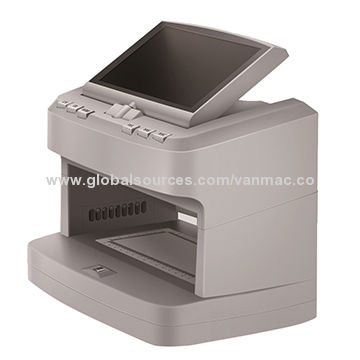 Professional Multiple-function Checking Device for Banknotes and Security Documents