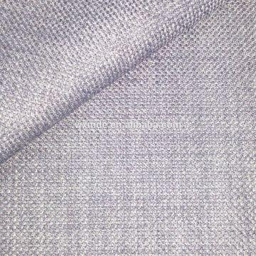 China Sofa Fabric Upholstery 100 Polyester Linen Look
