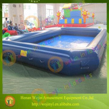 Inflatable Kiddie Swimming Pool Plastic For Kids