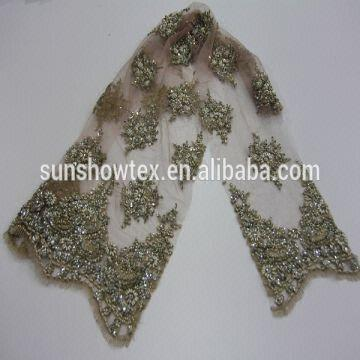 Latest Fashion Hand Embroidery Designs With Beads For Dress Global
