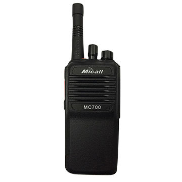 Digital 800Mhz two way radio, use SIM card and mobile data 2G/3G/4G without repeater