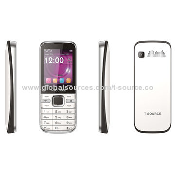 2.4-inch bar phone with box speaker big battery