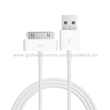 China MFI data cable for iPhone 4 with superb quality brand new original package 100K weekly