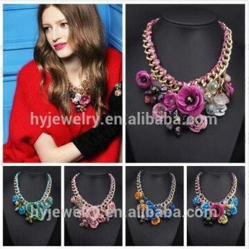 Wholesale Chunky Fashion Necklaces Wholesale Chunky Fashion