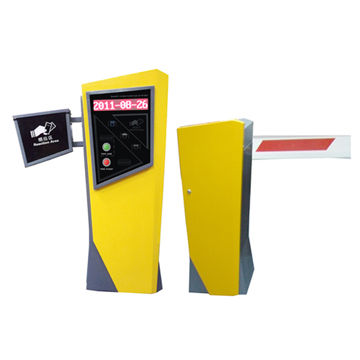 Automatic Car Parking Management System with Road Barrier Gate
