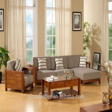 Recliner chair sofa luxury sofa set solid wood home furniture chair living r - Salon simple et beau ...