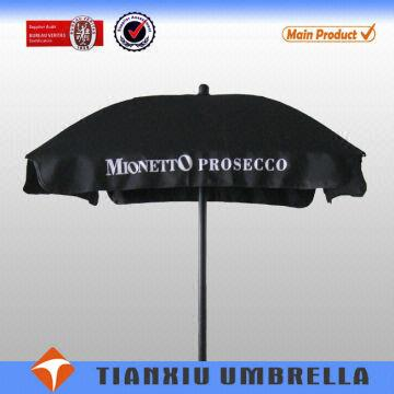 China Fairy Kingdom Baby Outdoor Umbrella Kids Patio Umbrella