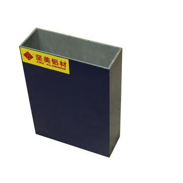 China Aluminum Extrusions for Industrial Purpose with Maximum Circumcircle Diameter Up to 350 to 400mm