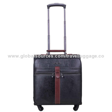 China High quality Polyester luggage