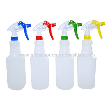 1000mL Water Spray PE Bottle for Home Use, Available in Various Designs, Capacities and Colors
