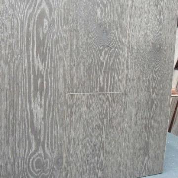 Grey Brushed White Oak Engineered Wood Flooring Global Sources