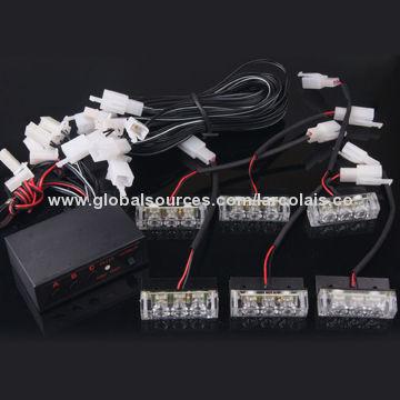 China 6x3 LED Strobe Flash Light