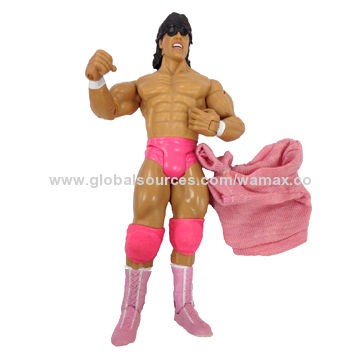 China WWE Classic Superstar Action Figures