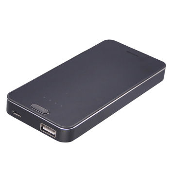 China Cell Phone Style 3000mA Power Bank 1080P Night Vision Spy Camera Motion Detect Video Recorder Webcam