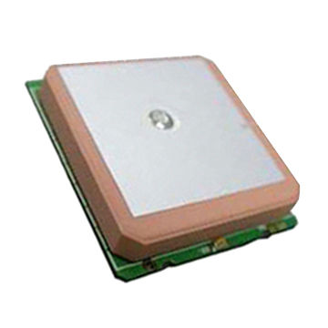 Taiwan GM-8013 is an easy to use, ultra-high performance, low power GNSS smart antenna module with antenna