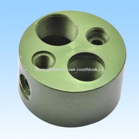 China CNC Machining Parts, Made of Aluminum with Anodizing Finish, CNC Machining Manufacture
