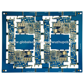 10 Layer 3-stage PCBs HDI Board