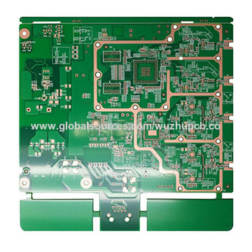 China 4 Layers High Tg OSP PCBS